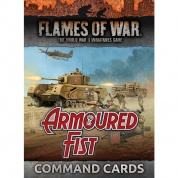 Flames of War - Armoured Fist Command Cards - EN