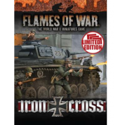Flames of War - Iron Cross Unit Cards - EN