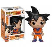 Funko POP! Animation Dragonball Z - Goku Black Hair Version Vinyl Figure 10cm