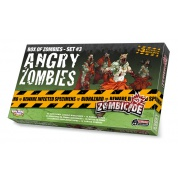 Zombicide - Angry Zombies -EN