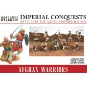 Imperial Conquests - Afghan Warriors (40) - EN