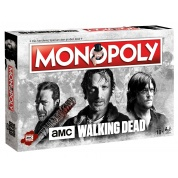 Monopoly - The Walking Dead AMC - DE