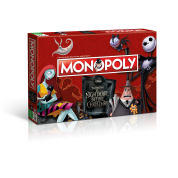 Monopoly - Nightmare Before Christmas - DE