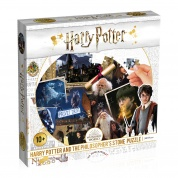 Puzzle - Harry Potter Philosopher's Stone 500pc white - DE