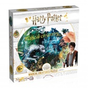Puzzle - Harry Potter Magical Creatures 500 pcs white - DE