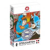 Number 1 Spielkarten - DC Originals im Display (12 Stck) - DE