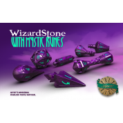 PolyHero Wizard Set - Wizardstone with Mystic Runes