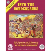 Original Adventures Reincarnated #1: Into the Borderlands - EN