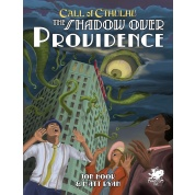 Call of Cthulhu RPG - The Shadow Over Providence - EN