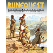 RuneQuest: The Smoking Ruin and Other Stories - EN