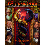 Call of Cthulhu RPG - The Two-Headed Serpent - EN