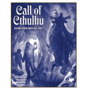 Call of Cthulhu RPG - 7th Edition Quick-Start Rules - EN