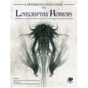 Call of Cthulhu RPG - S. Petersens Field Guide to Lovecraftian Horrors - EN