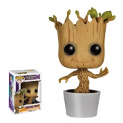 Funko POP! Marvel Guardians of the Galaxy - Dancing Groot Vinyl Figure 10cm