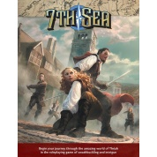 7th Sea RPG - Core Rulebook 2nd Edition - EN