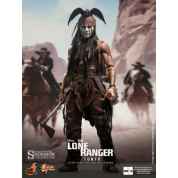 The Lone Ranger Tonto 12-inch Sixth Scale action figure Movie Masterpiece series limited edition