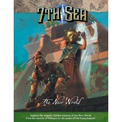 7th Sea RPG - The New World - EN