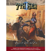 7th Sea RPG - Lands of Gold and Fire - EN
