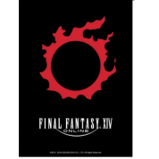 Final Fantasy TCG Sleeves – Final Fantasy XIV Online – Meteor (60 Sleeves)