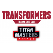 Transformers TCG - Titan Masters Attack Booster Display (30 Packs) - EN