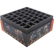 Feldherr foam set for Zombicide: Invader - board game box