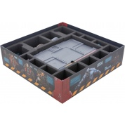 Feldherr foam set for Zombicide: Black Ops - board game box