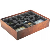 Feldherr foam set for Warhammer Underworlds: Beastgrave - core game box