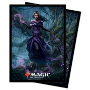 UP - Standard Deck Protectors - Magic: The Gathering M21 V3 (100 Sleeves)