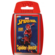 Top Trumps - Spider-Man Spiderverse - DE