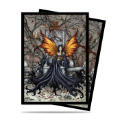 UP - Standard Deck Protectors - Amy Brown Queen Mab (100 Sleeves)