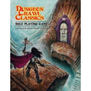 Dungeon Crawl Classics RPG (OGL Fantasy RPG, Hardback) - EN