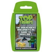 Top Trumps - The Independent & Unofficial Guide to Minecraft - DE