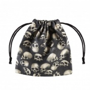 Skull Fullprint Dice Bag