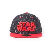 Star Wars - Red Space Snapback