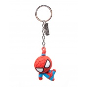 Spider-Man - Character 3D Rubber Keychain