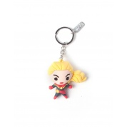 Marvel - Captain Marvel Kawaii 3D Keychain