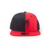 Spider-Man - 3D Embroidery Logo Snapback Cap