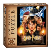 Harry Potter and the Sorcerer's Stone Puzzle 550 Piece Puzzle
