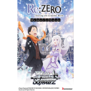 Weiß Schwarz - Booster Display: Re:ZERO -Starting Life in Another World- Memory Snow (20 Packs) - EN