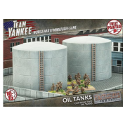 Battlefield In A Box - Oil Tanks