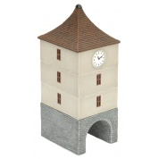 Battlefield In A Box - Clock Tower (x1) - WWII 15mm