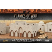 Battlefield In A Box - Large Desert Building