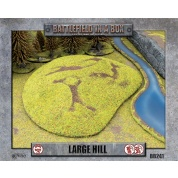 Battlefield in a Box - Large Hill (x1) - 15mm/30mm