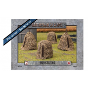 Battlefield in a Box - Haystacks (x4)