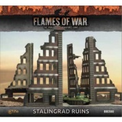 Battlefield in a Box - Stalingrad Destroyed Building (Plastic)