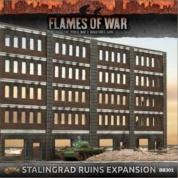 Battlefield in a Box - Stalingrad Building Extension (Plastic)