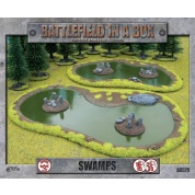 Battlefield in a Box - Swamps