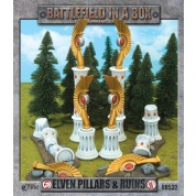 Battlefield in a Box - Elven Pillars & Ruins