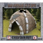 Battlefield in a Box - Chieftain's Hut (x1) - 30mm