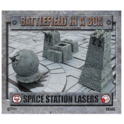 Battlefield In A Box - Space Station Lasers
